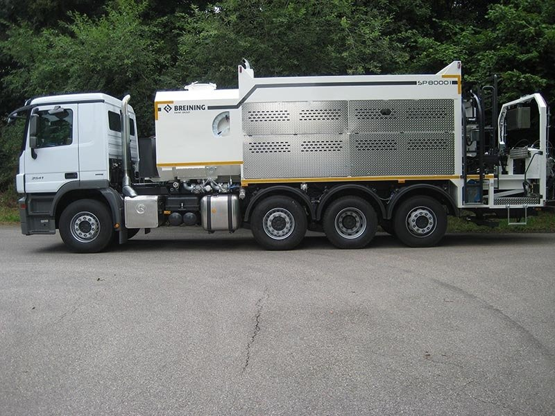 SP 8000 s