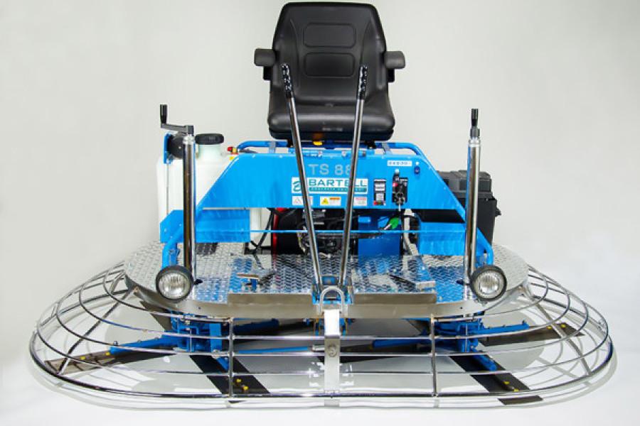 Maquinaria para el tratamiento del hormigón. Tipos y usos