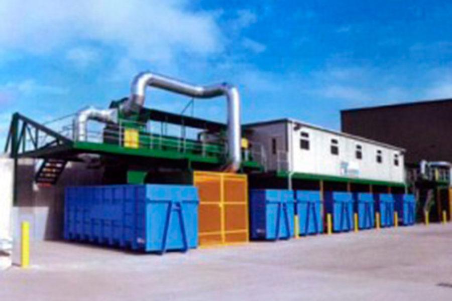 Proyectos de reciclaje y tratamiento de residuos llave en mano