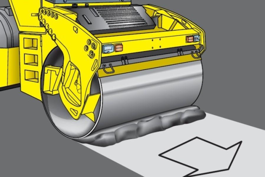 Problemas al compactar capas de asfalto y cómo solucionarlos