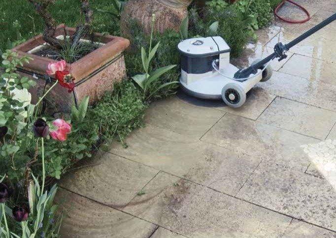 Abrillantadoras de hormigón: limpieza, pulido y molienda de suelos