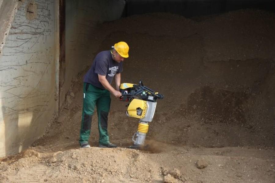 Medidas de seguridad en el manejo de los pisones