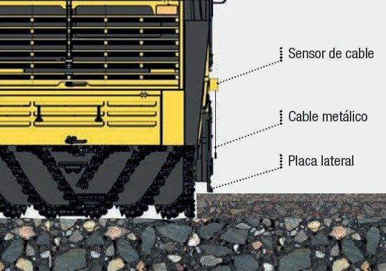sensor de cable